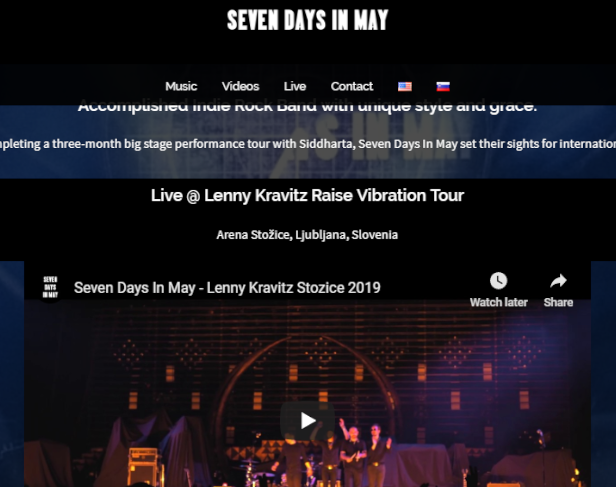zanimiva.com - Seven Days In May